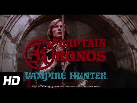 CAPTAIN KRONOS VAMPIRE HUNTER - (1974) HD Trailer  *300th TRAILER**