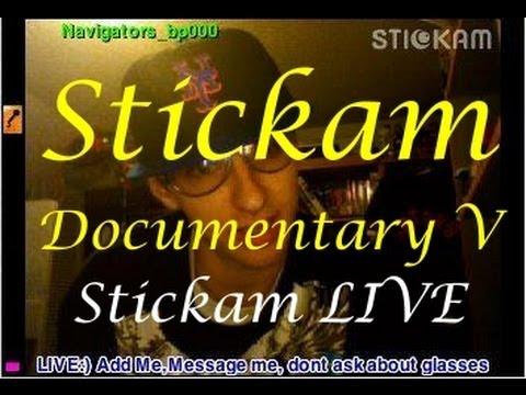 NAaaVspace Documentary V. Stickam Live