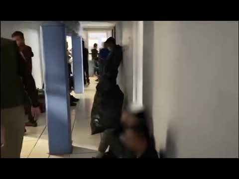 INM rescató a 286 migrantes que estaban hacinados en una casa de seguridad en Aguascalientes