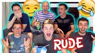 Gay YouTubers Drunk Never Have I Ever