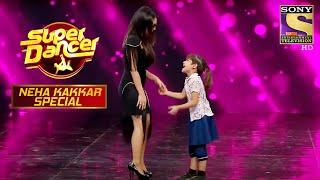 छोटी Vaishnavi ने किया Neha से Request!   Super Dancer   Neha Kakkar Special