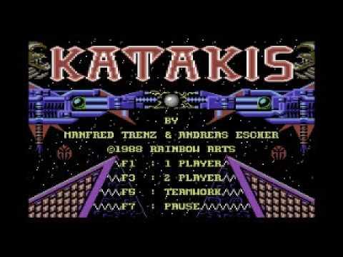 Katakis - Track 1