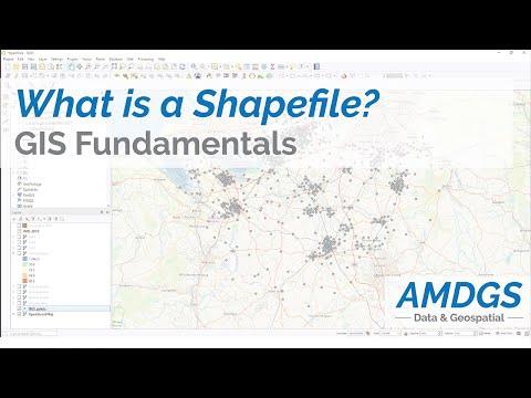 What is a Shapefile? - YouTube