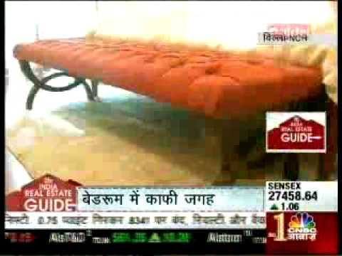 CNBC Awaaz Features Central Park Resorts of Gurgaon