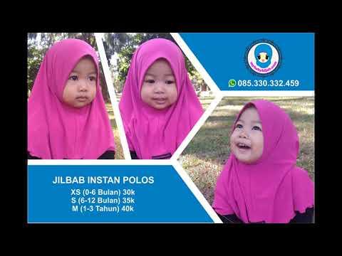 Wa 085 330 332 459 Jual Jilbab Anak Bandung Model Kerudung Anak