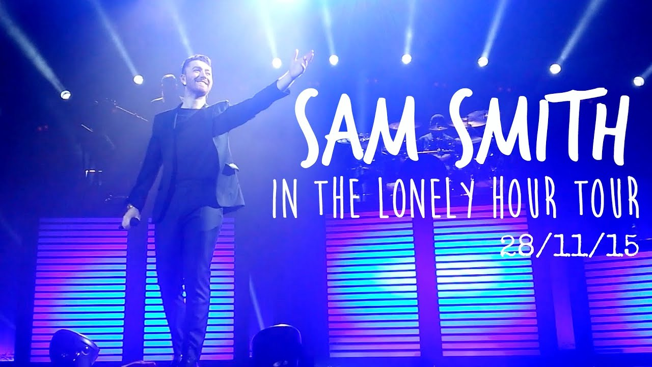 Sam Smith (In The Lonely Hour Tour) | RaandomRach - YouTube