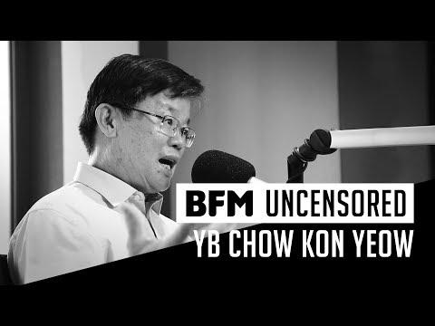 YB Chow Kon Yeow | BFM Uncensored