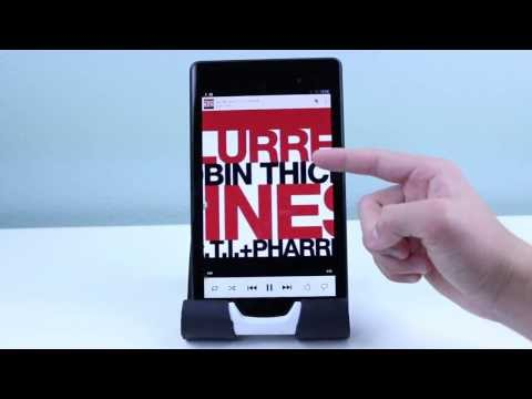 How To Get Free Music On New Nexus 7 | New Nexus 7 2013 Tips & Tricks