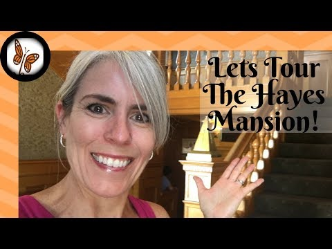 Tour the beautiful Historic Hayes Mansion San Jose!