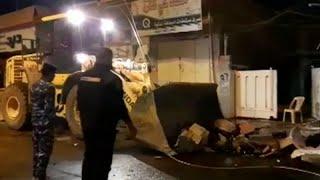 قتلى وجرحى جراء انفجار سيارة ملغومة في مدينة تكريت العراقية…