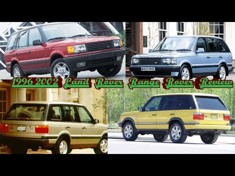 1996-2002 Land Rover Range Rover Review