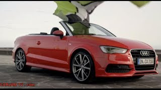 Audi A3 2014 Cabriolet HD First Commercial 2014 Carjam TV HD Best Car Shows TV