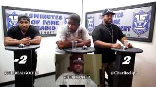 THE BAR EXAM GAME SHOW - CHARLIE CLIPS, DNA & GOODZ - SEASON 1 EPISODE 3