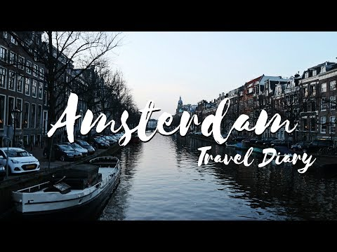 Amsterdam Day One (Part 1): My Amazing Airbnb Tour // Travel Vlogs