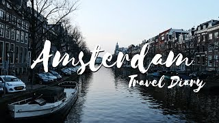 Gambar cover Amsterdam Day One (Part 1): My Amazing Airbnb Tour // Travel Vlogs