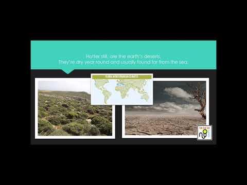 Climate Zones Song (Geography) (no Vocals) - La La La Learn