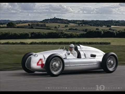 The Sound of Audi 2/8 - Auto Union Typ C (V16) (Der Klang der 4 Ringe)