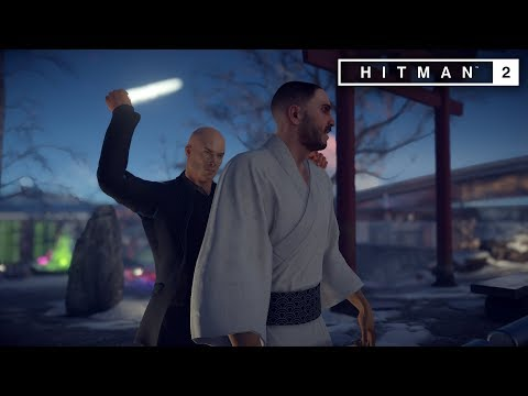 Hitman 2 Snow Master Challenge N Icicle Assassin Silent Assassin Suit Only Youtube