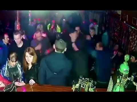 Город Шарья драка в клубе