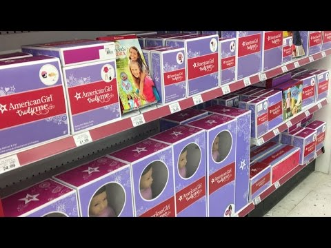 AMERICAN GIRL DOLLS At Toys'R'Us!