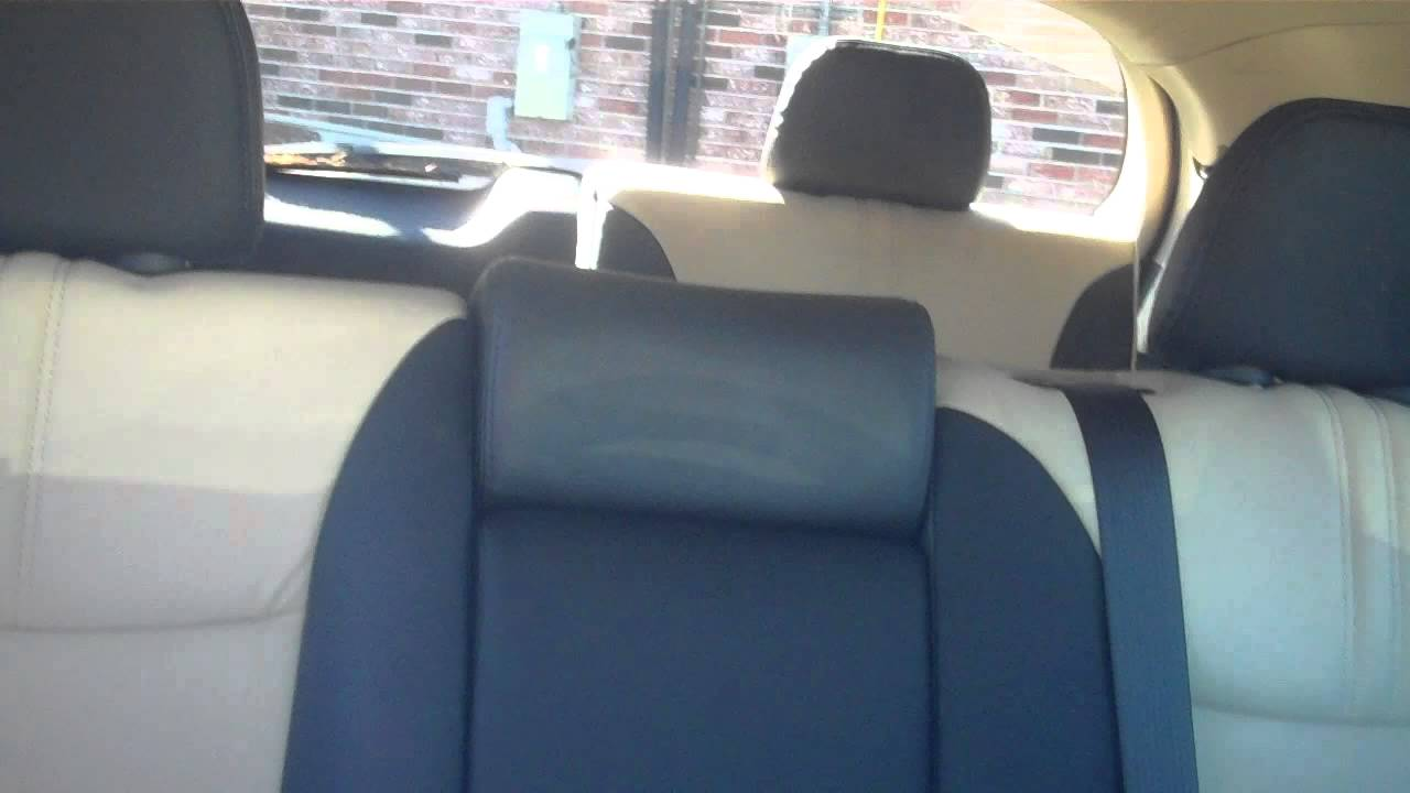 2011 Kia Sorento Ex With Third Row And Dvd Player Youtube