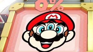 Super Mario Party MiniGames - Mario Vs Yoshi Vs Donkey Kong Vs Peach (Master Cpu)