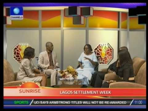 Meaning and purpose of Lagos Settlement week