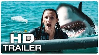 FRENZY Official Trailer (NEW 2018) Shark Movie HD