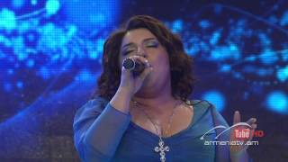 Armine Martirosyan, Molitva (Eurovision 2007) - The Voice Of Armenia - Liveshow 1 - Season 1