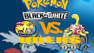 AceStarThe3rd vs emperorznb (NBZ)- Pokemon B/W UBERS Narrated Battle