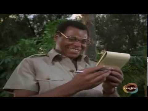 James Earl Jones as Alex Haley discovers his Roots (2/24/1979)
