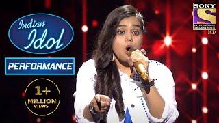Shanmukha ने दी Energetic Performance I Indian Idol Season 12