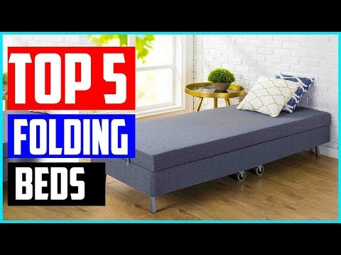 Top 5 Best Folding Beds – Review And Buyer's Guide
