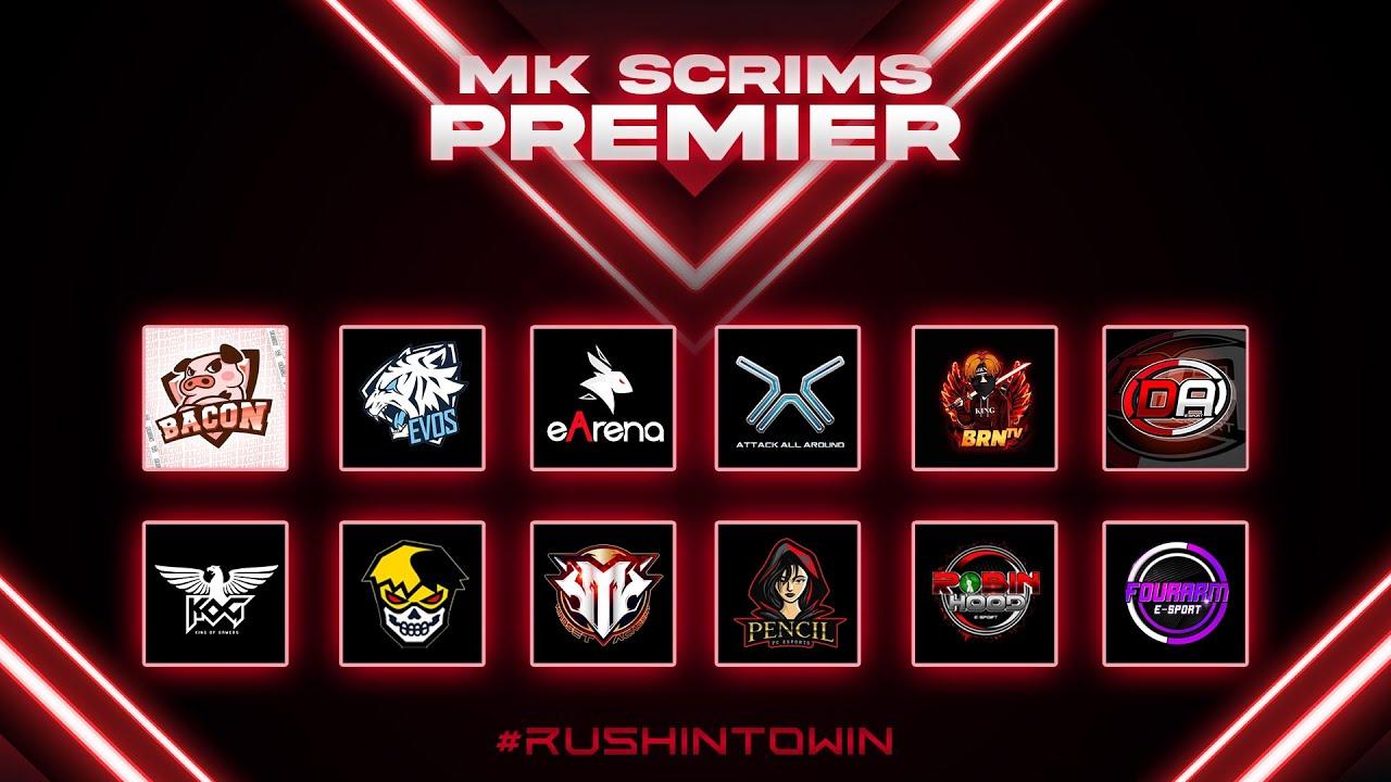Free Fire : MK PREMEIR SCRIMS DAY1 WEEK10 ห้องซ้อม No.1 ประเทศไทย Part.1