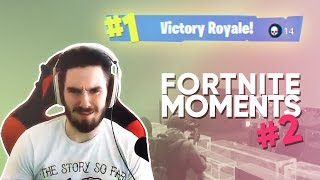 72hrs: Fortnite Moments and Highlights! #2