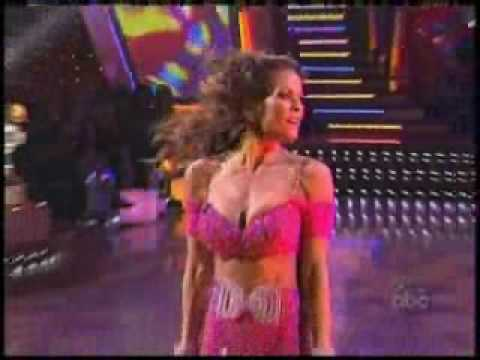 Dancing With The Stars Finals - Brooke Burke