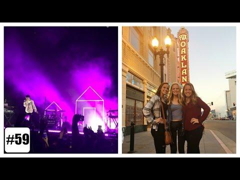 TROYE SIVAN CONCERT (OAKLAND) // Blue Neighborhood Tour 2016