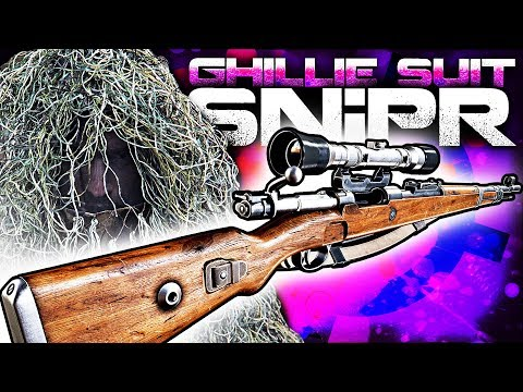 DO YOU EVEN SEE ME BRO?? (Call of Duty WW2 Sniper Gameplay)