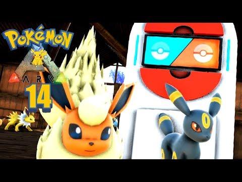 Pokémon Ark #14 Tauschkonsole & neue Pokemon!