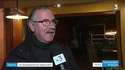 Haute-Marne. Elus et habitants se mobilisent pour sauver l'hôtel-restaurant de Vignory