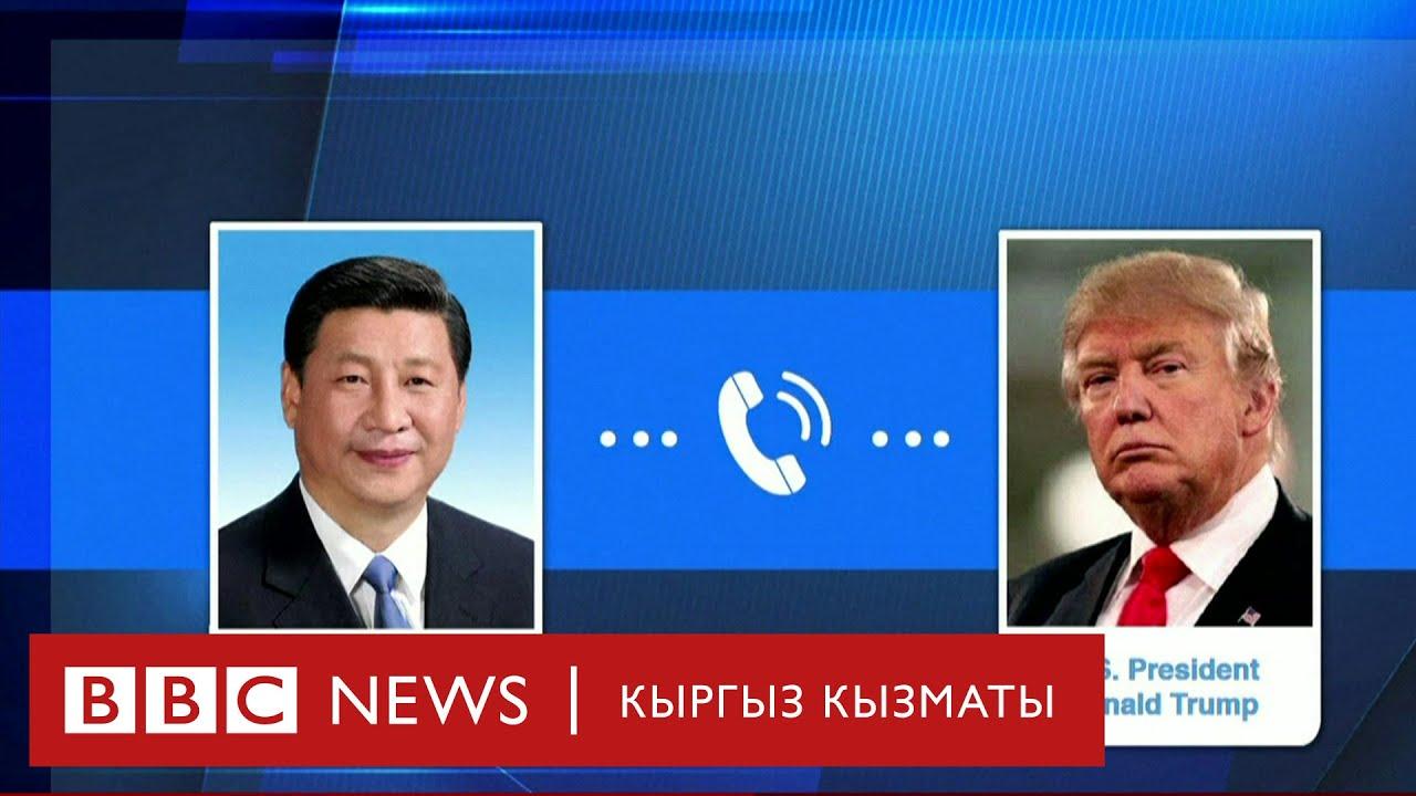 Би-Би-Си ТВ жаңылыктары (27.03.20) BBC Kyrgyz