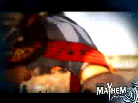 Rockstar Energy Mayhem Festival Video Diary #10