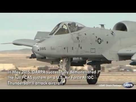 Persistent Close Air Support (PCAS)