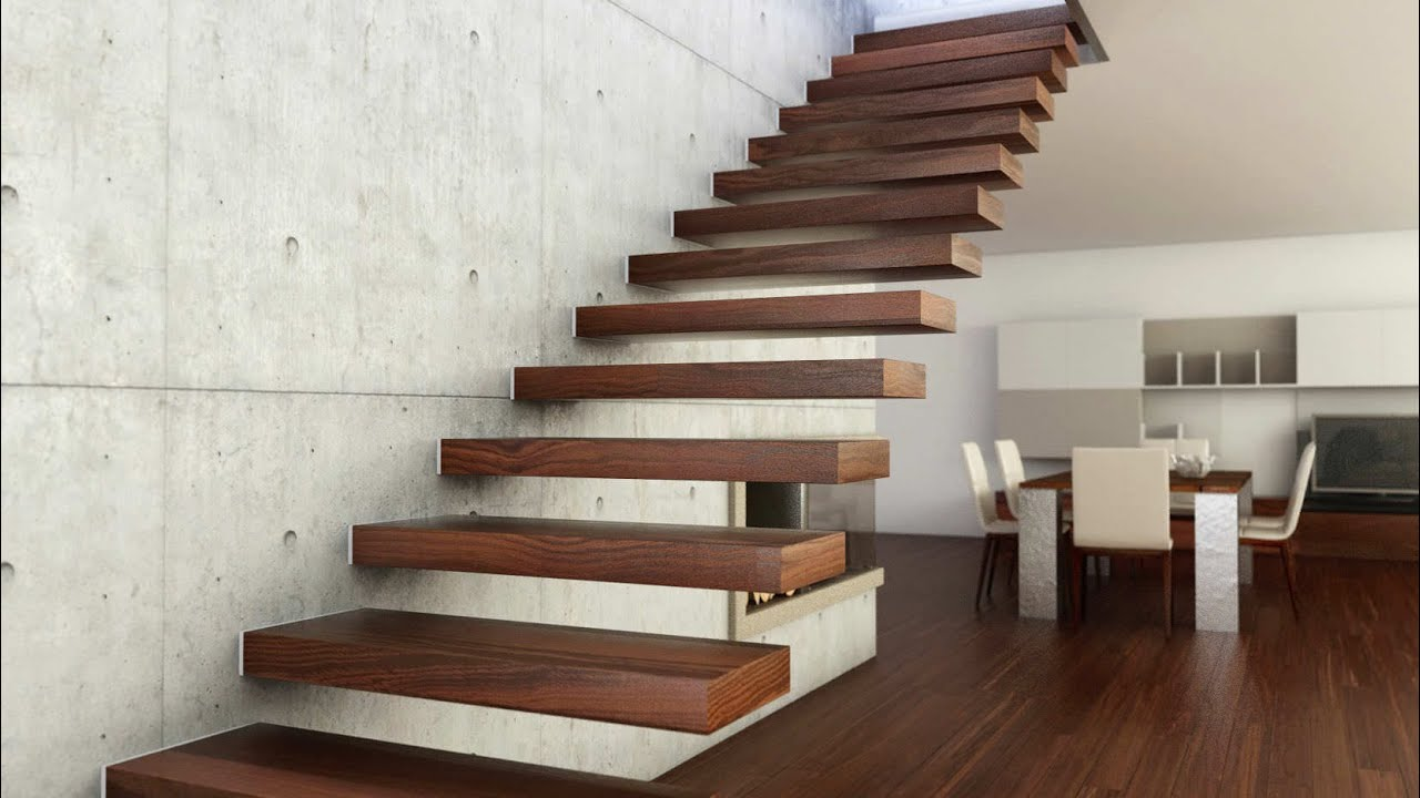 So ar con subir o bajar escaleras youtube for Ideas para hacer escaleras interiores