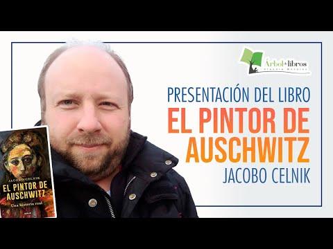 Jacobo Celnik presenta El pintor de Auschwitz en Árbol de Libros con Claudia Morales