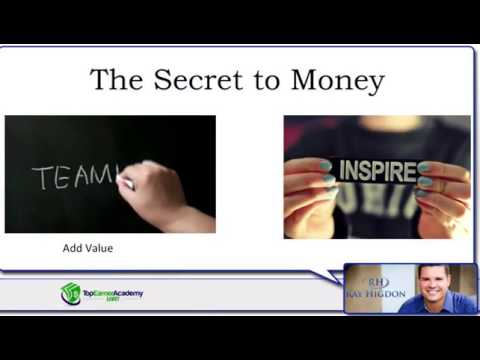 Secret of success In Network Marketing by Ray Higdon