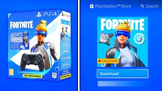 FORTNITE NEW PS4 NEO VERSA BUNDLE! HOW TO GET NEW FORTNITE PS4 NEO VERSA PACK! NEW PS4 PLUS PACK