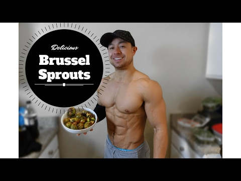 Delicious Brussel Sprouts Recipe w/ Macros