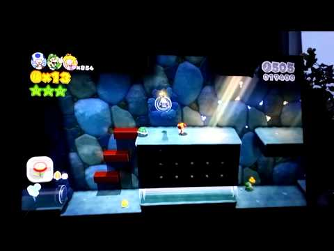 SUPER MARIO 3D WORLD / FINDING THE WARP  PIPES / KTM
