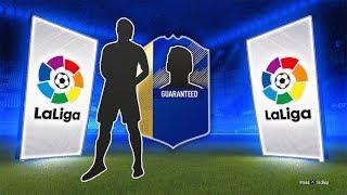 INSANE PACK! GUARANTEED LA LIGA TOTS SBC! - FIFA 18 Ultimate Team